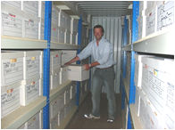 Retrieving Documents from Storage