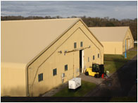 Warehousing Specialists with 14 warehouses each being 22,500sq ft